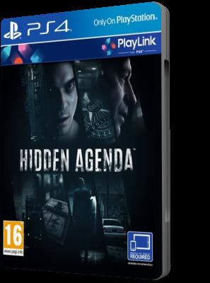 [PS4] Hidden Agenda (2017) - FULL ITA