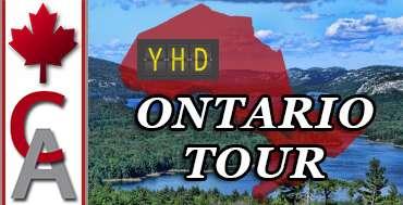 YHD Ontario Tour