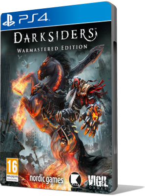 [PS4] Darksiders Warmastered Edition (2016) - FULL ITA