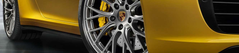 Porsche Brake Calipers