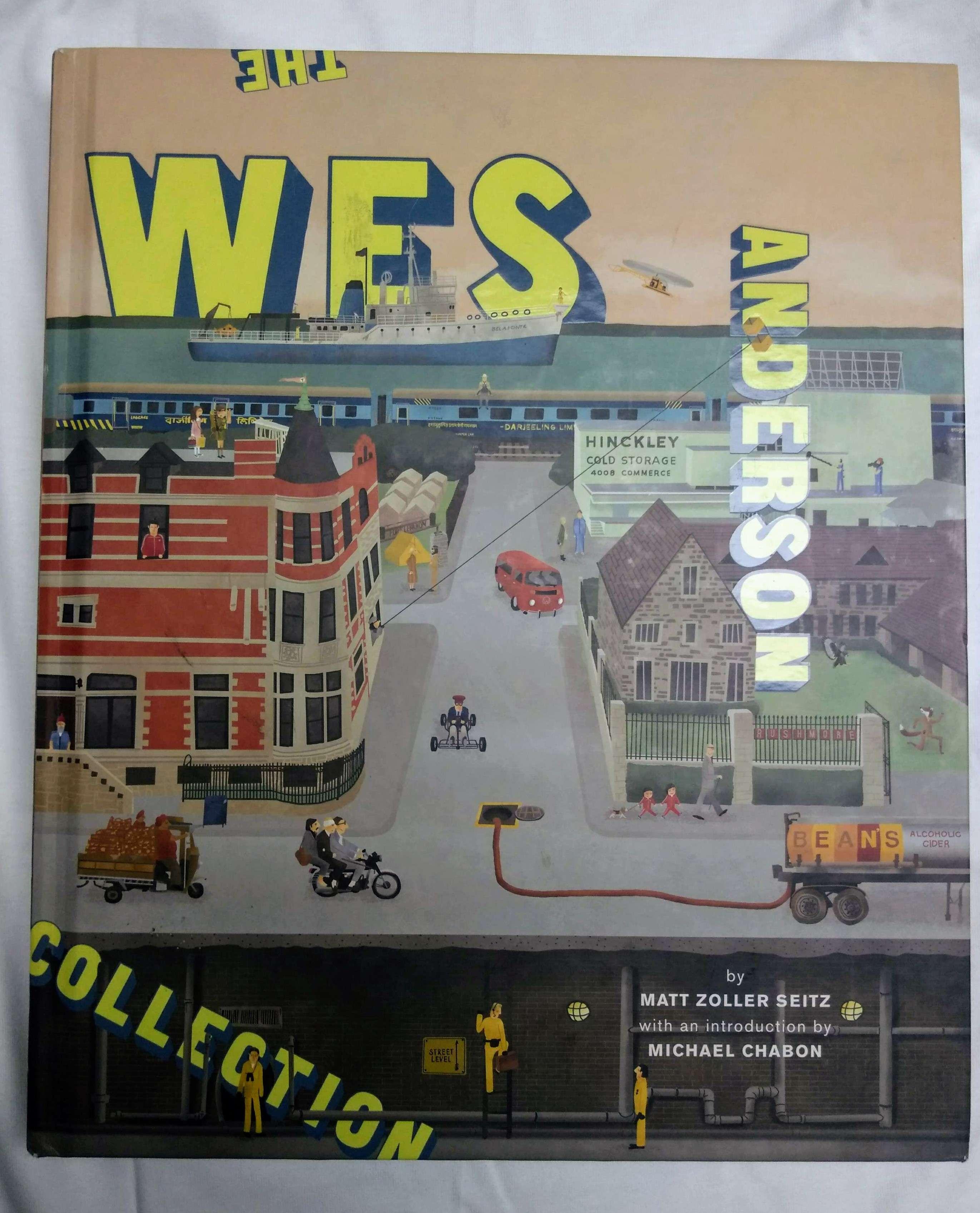 The Wes Anderson Collection, Matt Zoller Seitz