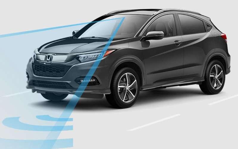 2029 Honda HR-V Honda Sensing Safety Suite