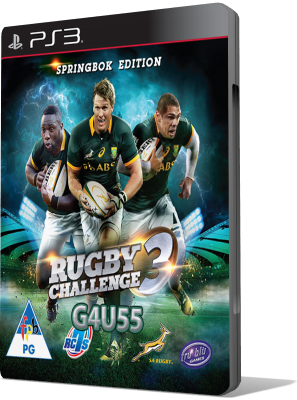 [PS3] Rugby Challenge 3 (2016) - SUB ITA