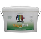 Caparol CapaDin 5L weiss Innenfarbe, lösemittelfrei, matt
