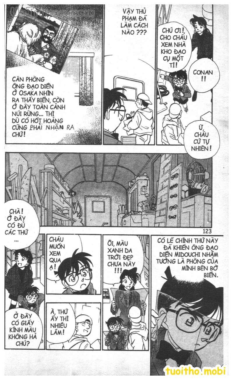đọc truyện Conan bộ đặc biệt chap 24 trang 6