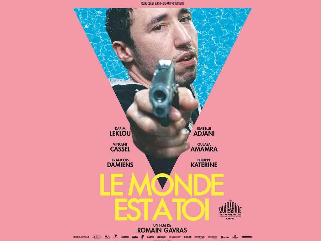Ο κόσμος σου ανήκει (Le monde est à toi / The World Is Yours) Poster Πόστερ Wallpaper