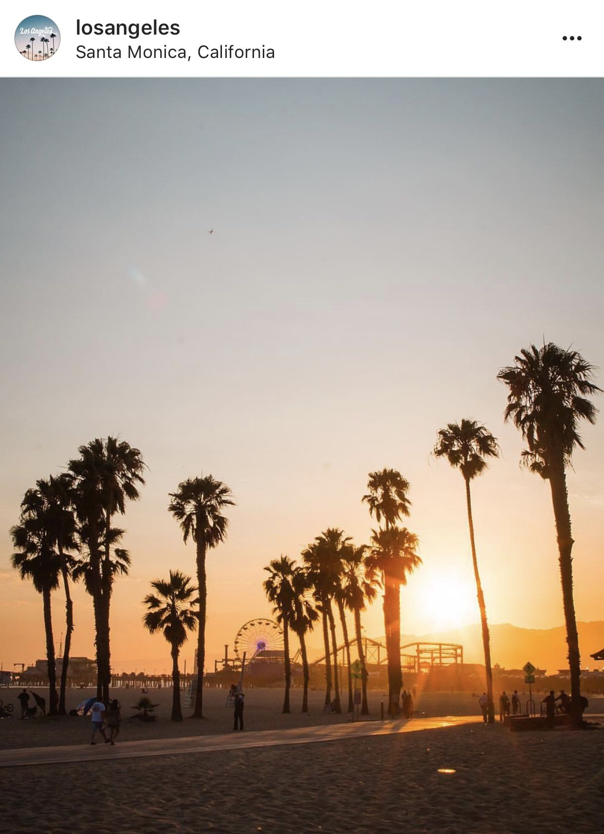 2018 Travel Bucket List - Los Angeles