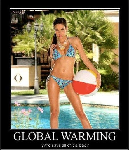 Global Warming Not All Bad