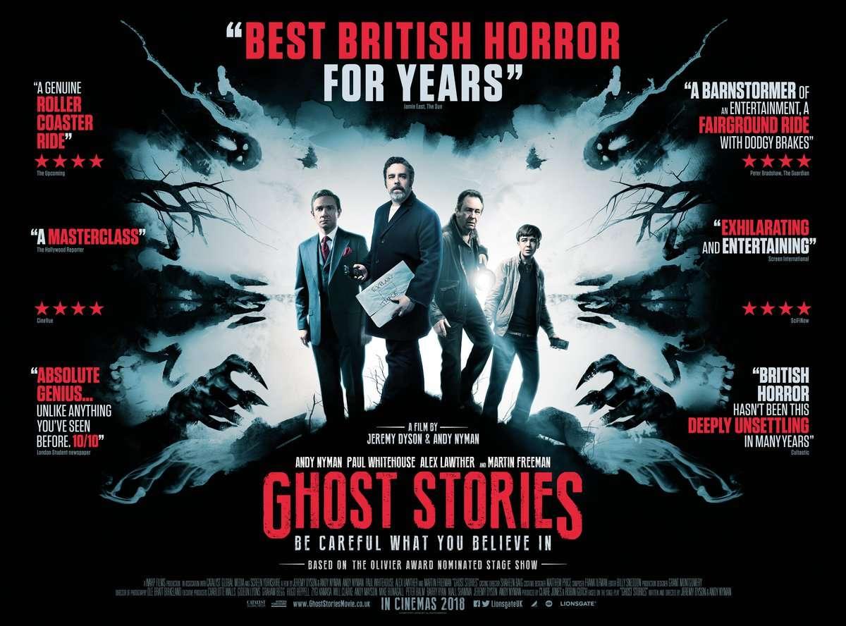 Ιστορίες Φαντασμάτων (Ghost Stories) Movie