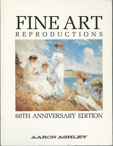 Fine Art Reproductions: 60th Anniversary Edition, Ashley, Aaron