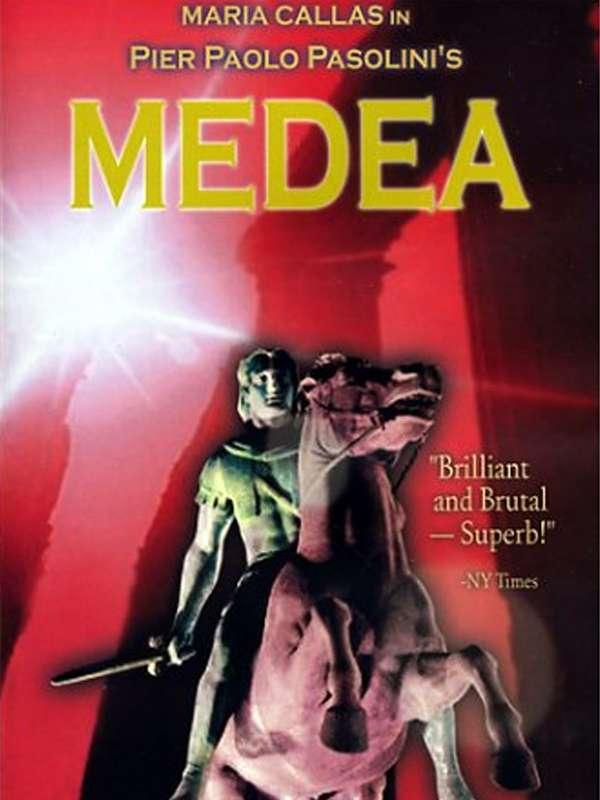 Medea Μήδεια Poster