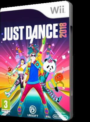 [WII] Just Dance 2018 (2017) - SUB ITA
