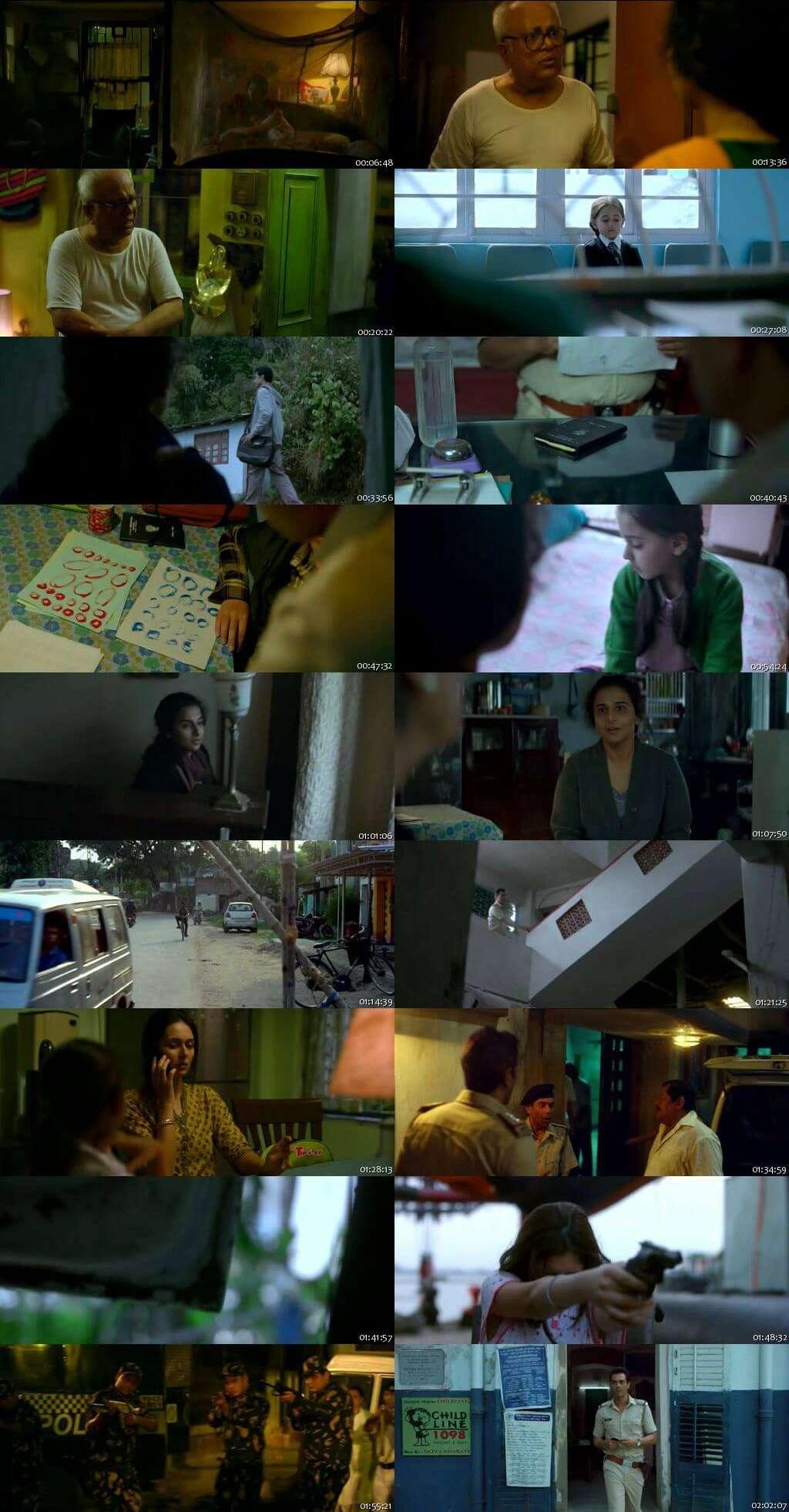 Screen Shots Kahaani 2 2016 Full Hindi Movie Download 700MB