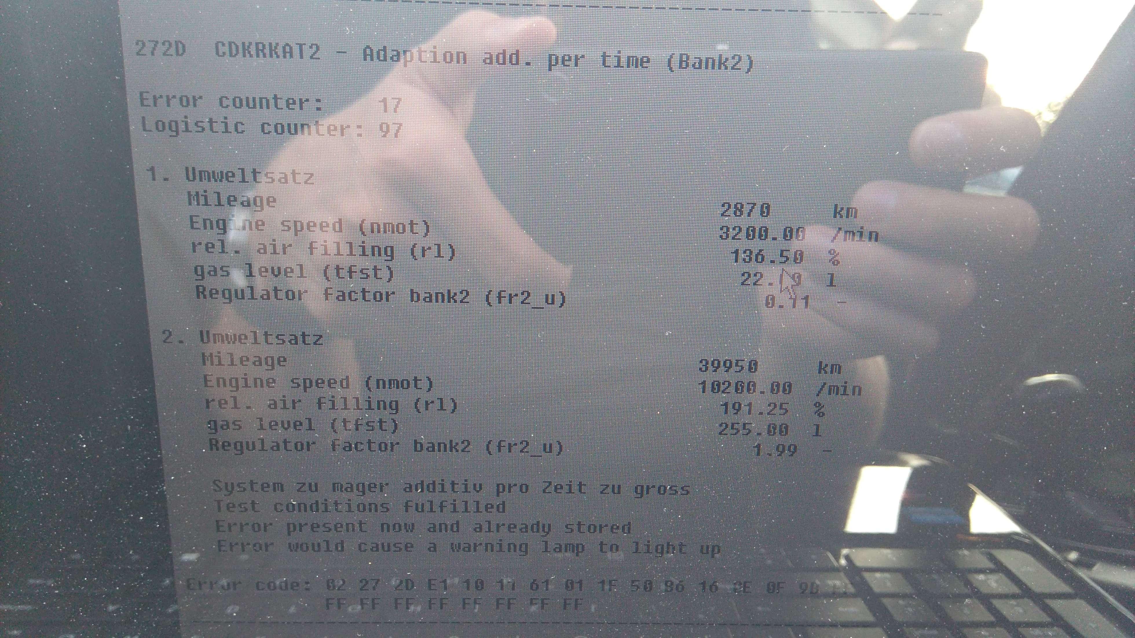 Kontrolki Bmw E46 Opis