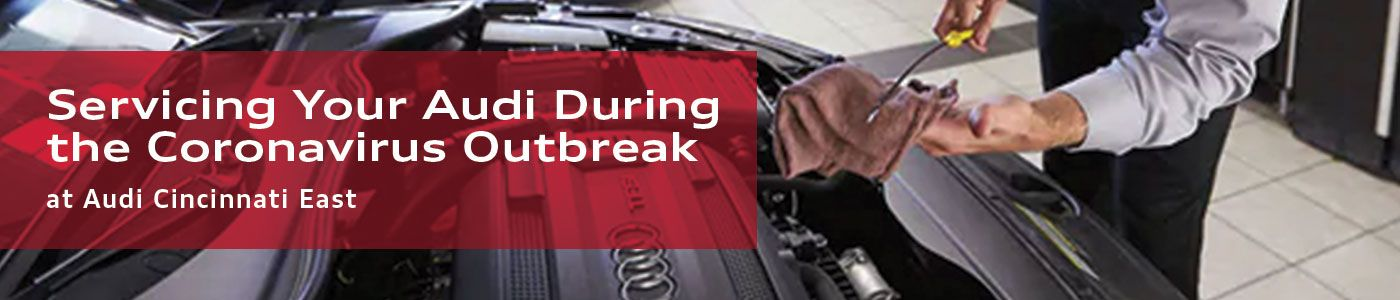 Servicing Your Audi During the Coronavirus Outbreak