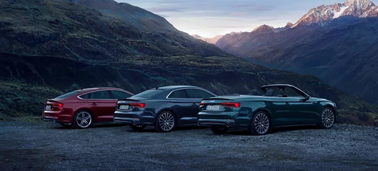 2019 Audi A5 Sportback Vs Coupe Convertible Review Ann