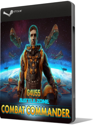 [PC] Battlezone: Combat Commander (2018) - ENG