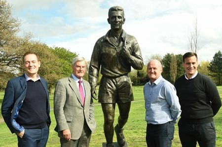 Clough for Charity