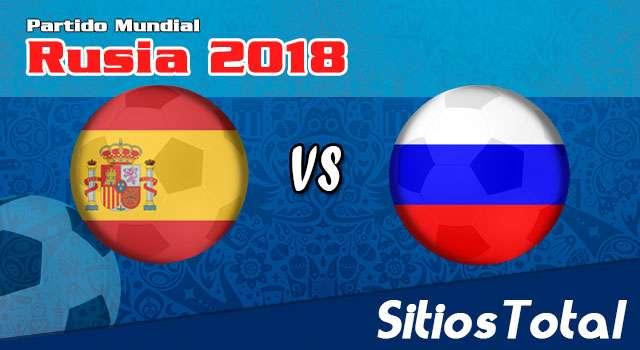 Ver España vs Rusia en Vivo – Mundial Rusia 2018