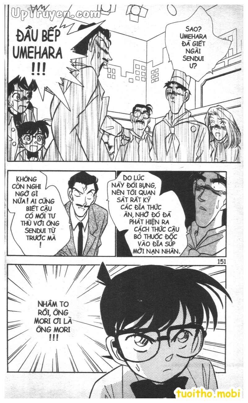 đọc truyện Conan bộ đặc biệt chap 25 trang 18