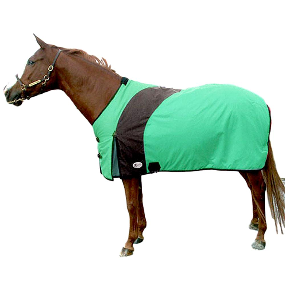 Exselle NEW Prima Turnout Horse Blanket 600D Waterproof Nylon Medium 180g Fill