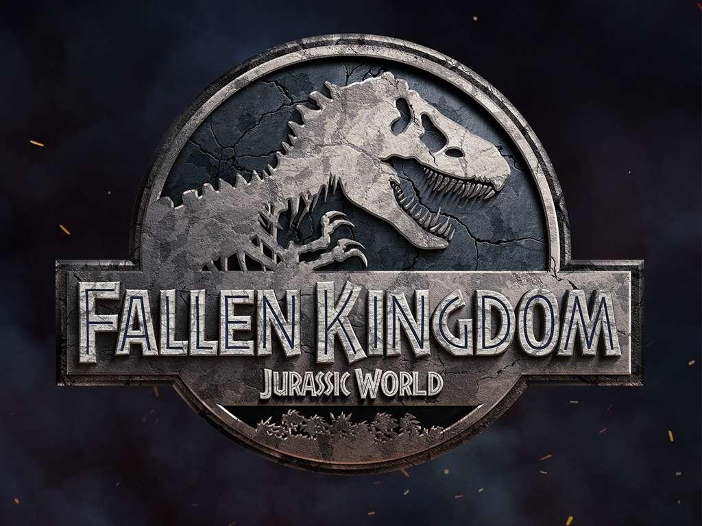 Jurassic World: Το Βασίλειο Έπεσε (Jurassic World: Fallen Kingdom) Quad Poster Πόστερ