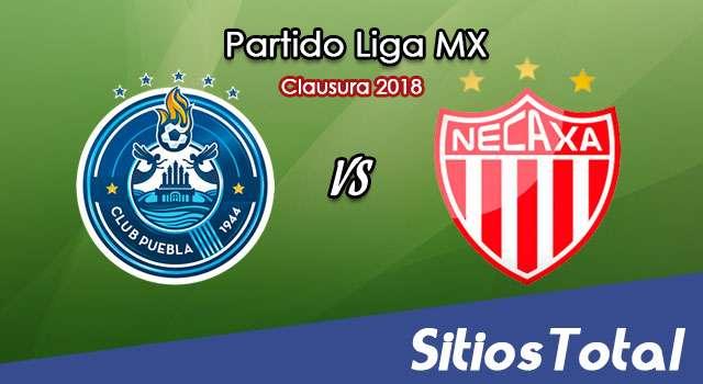 Puebla vs Necaxa en Vivo – Liga MX – Viernes 23 de Febrero del 2018