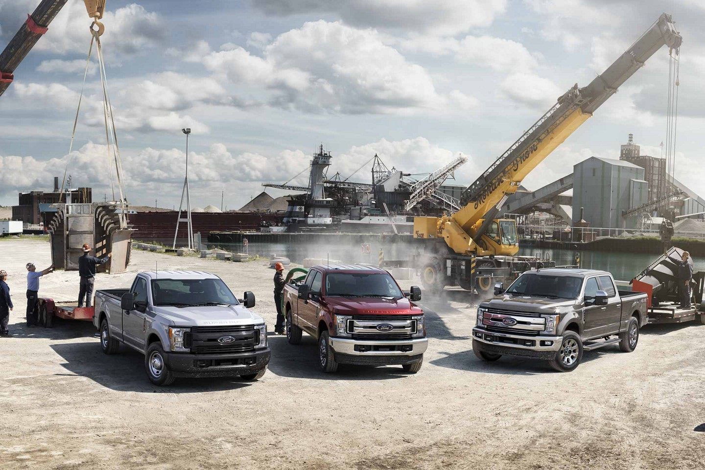 2019 Ford Super Duty Lineup