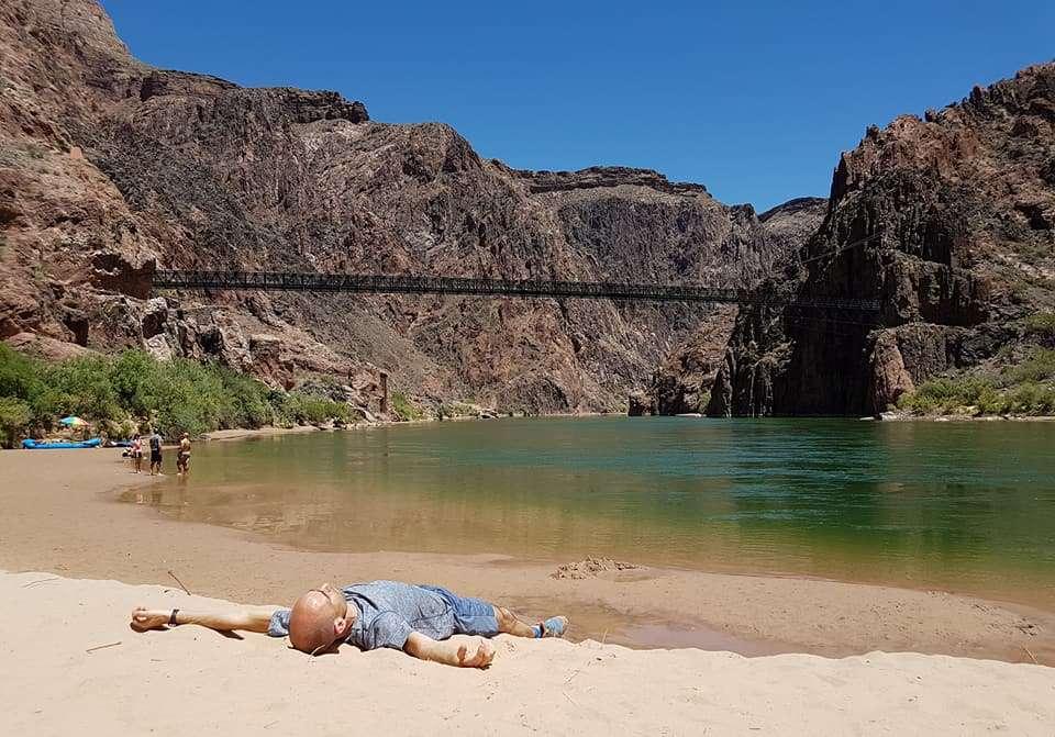 parques nacionales de la Costa Oeste de EEUU - EL GRAN CAÑÓN
