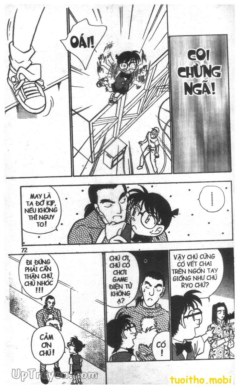 đọc truyện Conan bộ đặc biệt chap 21 trang 15