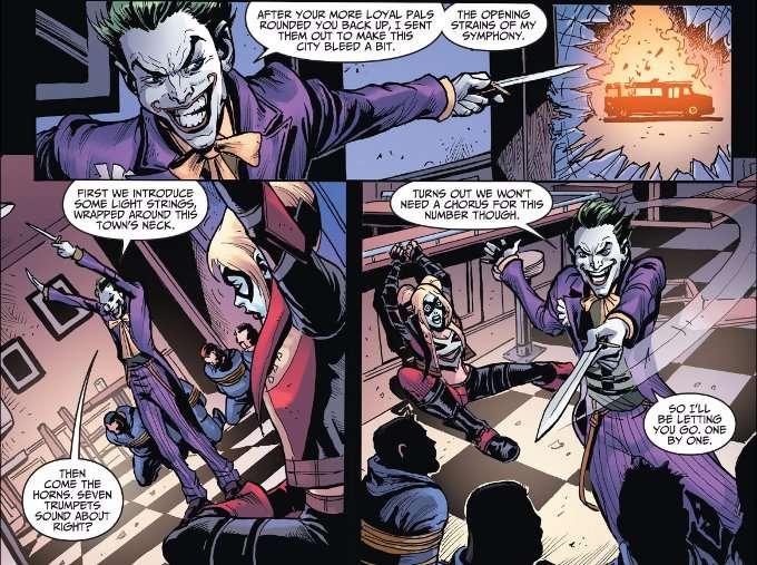 harry quinn met joker
