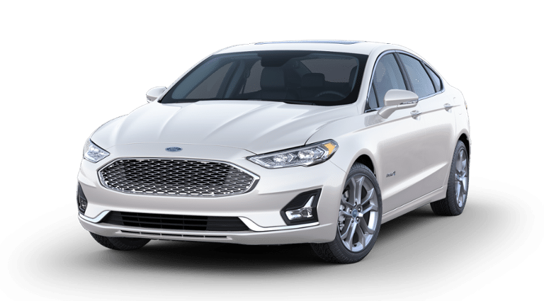 2019 Ford Fusion Hybrid Anium