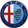 1910 Alfa Romeo Badge Logo