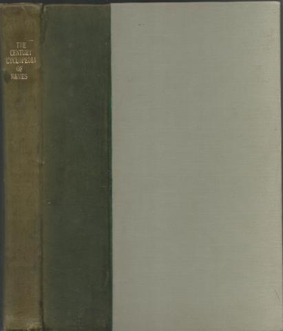 The Century Cyclopedia of Names Revised and Enlarged HC, Benjamin E. Smith, A.M., L.H.D.