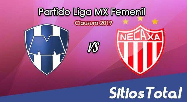 Ver Monterrey vs Necaxa en Vivo – Liga MX Femenil – Clausura 2019 – Domingo 13 de Enero del 2019