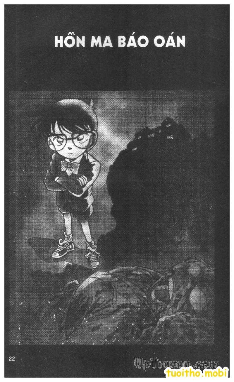 đọc truyện Conan bộ đặc biệt chap 19 trang 1