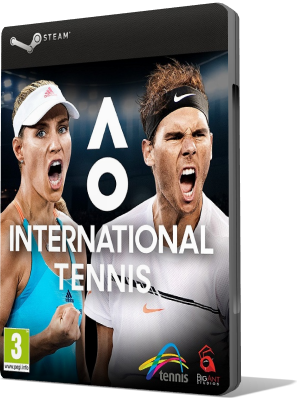 [PC] AO International Tennis (2018) - SUB ITA