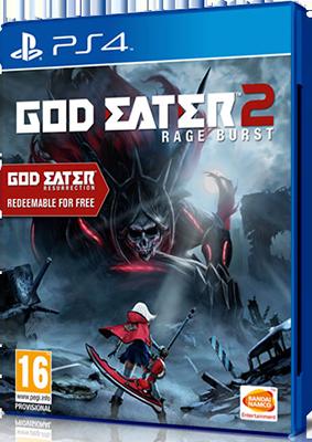 [PS4] GOD EATER 2 Rage Burst (2016) - SUB ITA