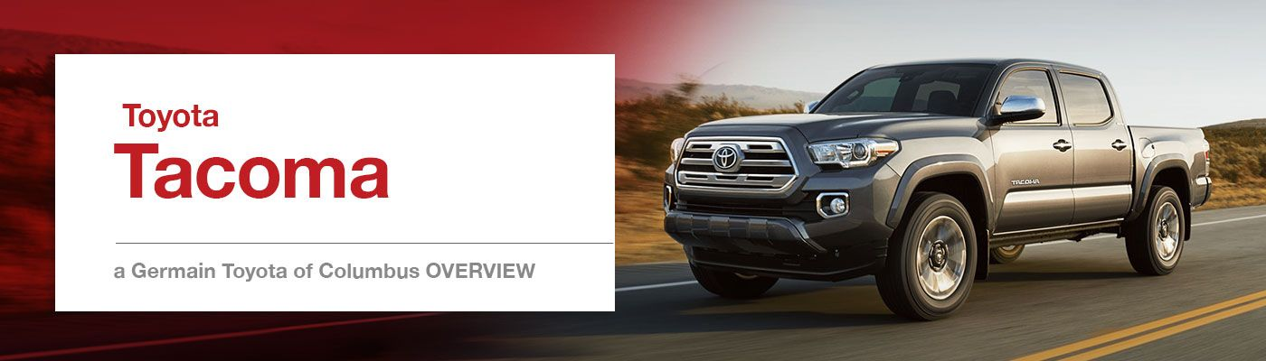 2019 Toyota Tacoma Model Review In Columbus Oh Germain