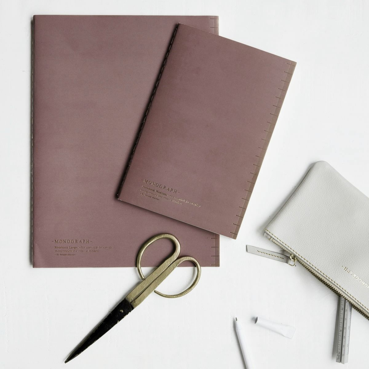 Housedoctor notitieboekje