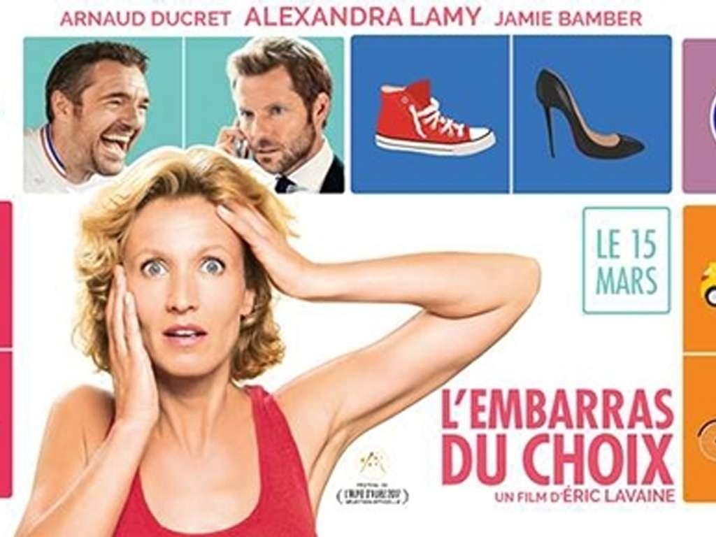 Εσύ Διαλέγεις (L' Embarras du Choix) Quad Poster Πόστερ