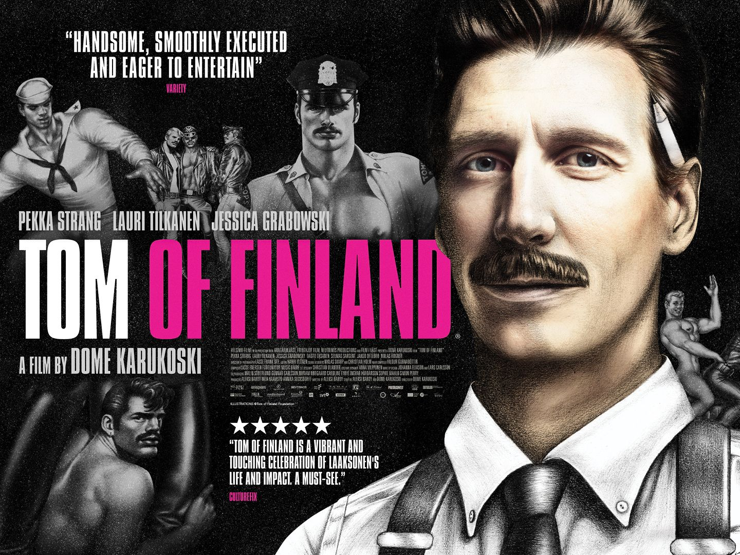 Tom of Finland Poster Πόστερ