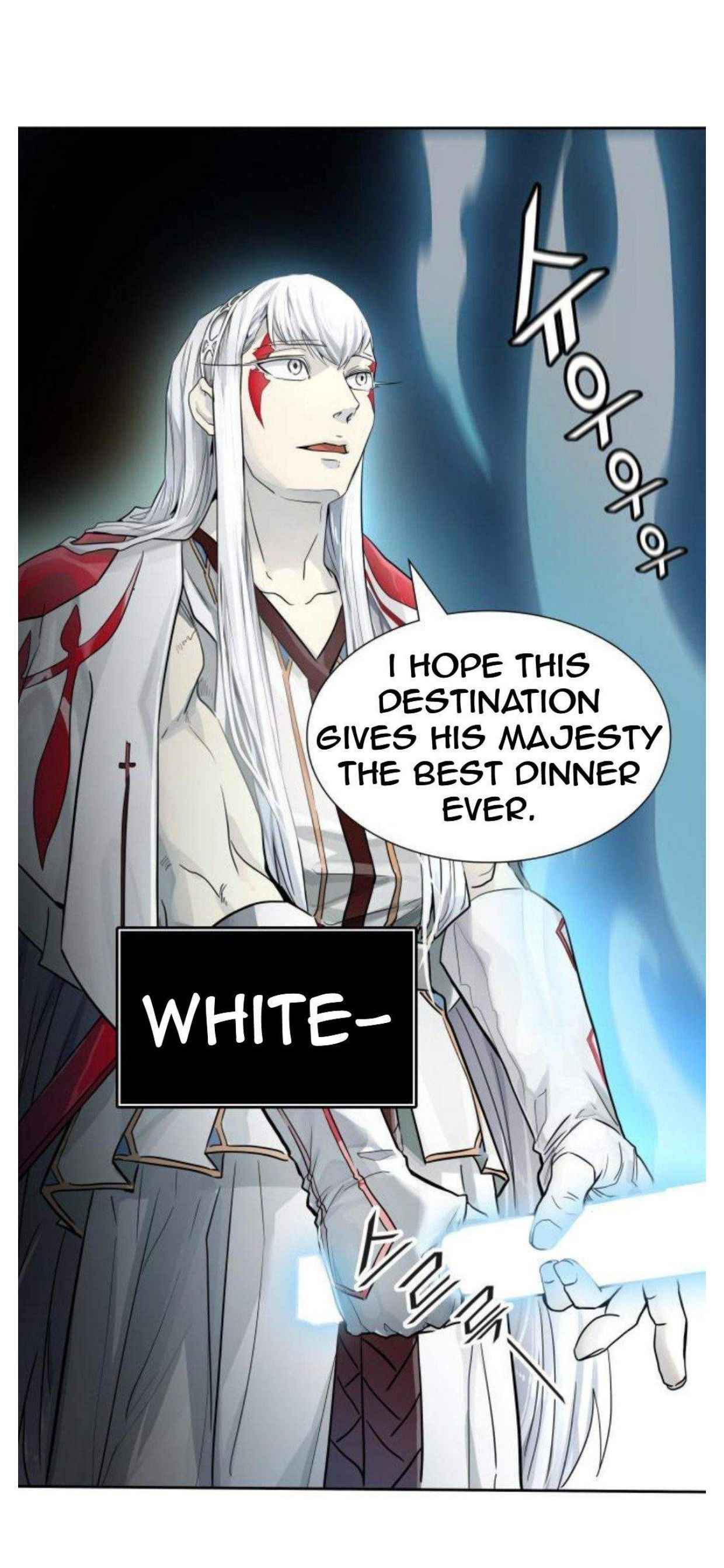 tower of god: Chapter 496 - Page 1