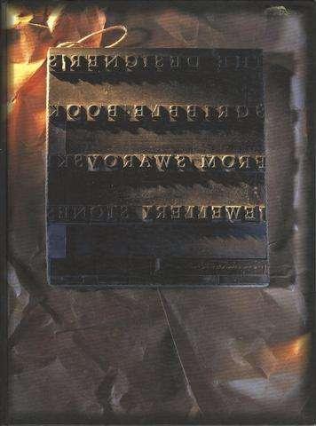 The Designer's Scribble Book From Swarovski Jewellery Stones