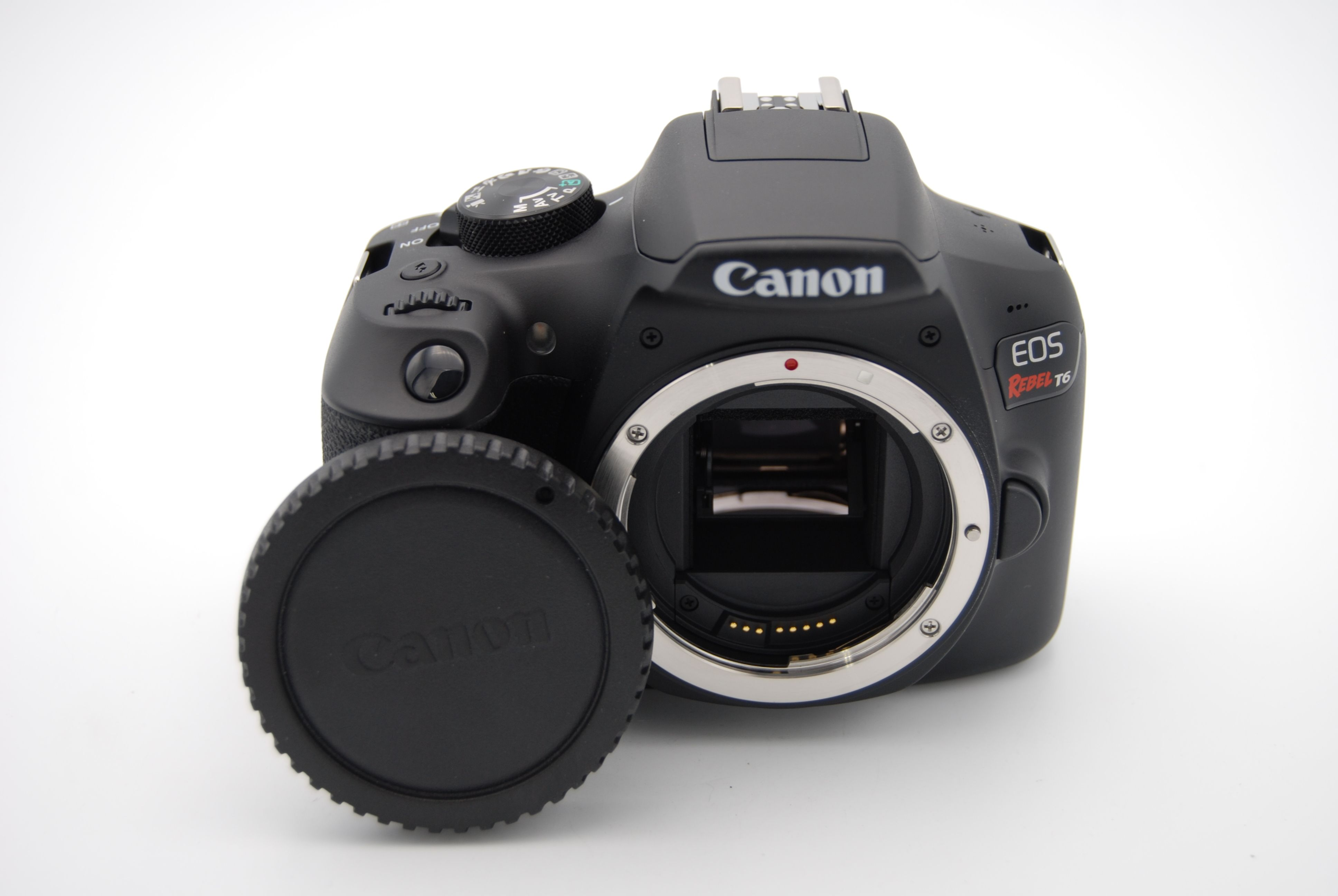 Details About Canon Eos Rebel T6 Eos 1300d 18 0mp Digital Srl Camera Body