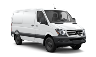 Sprinter Worker Van