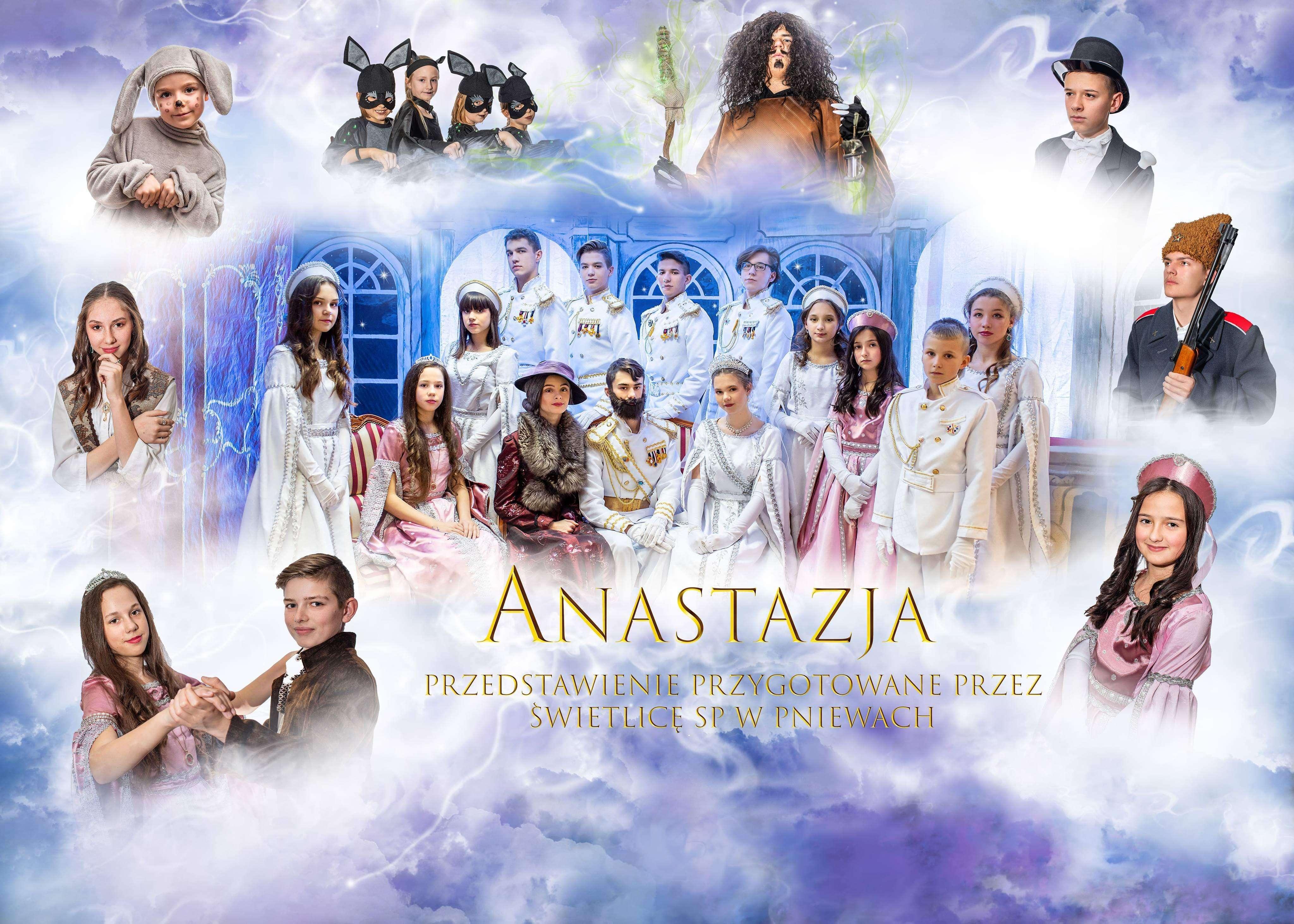 Kolejny spektakl Anastazja