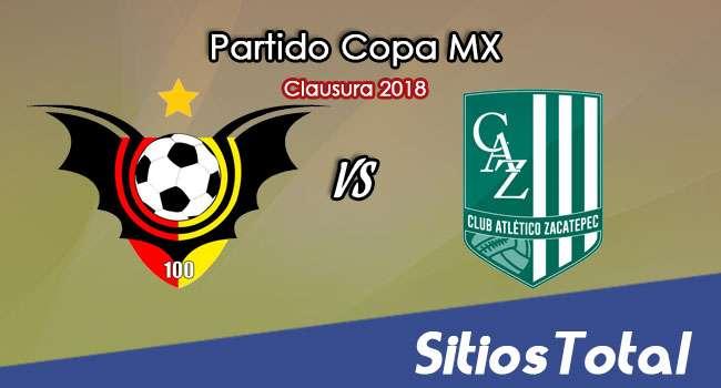 Murcielagos FC vs Atlético Zacatepec en Vivo – Copa MX – Martes 27 de Febrero del 2018
