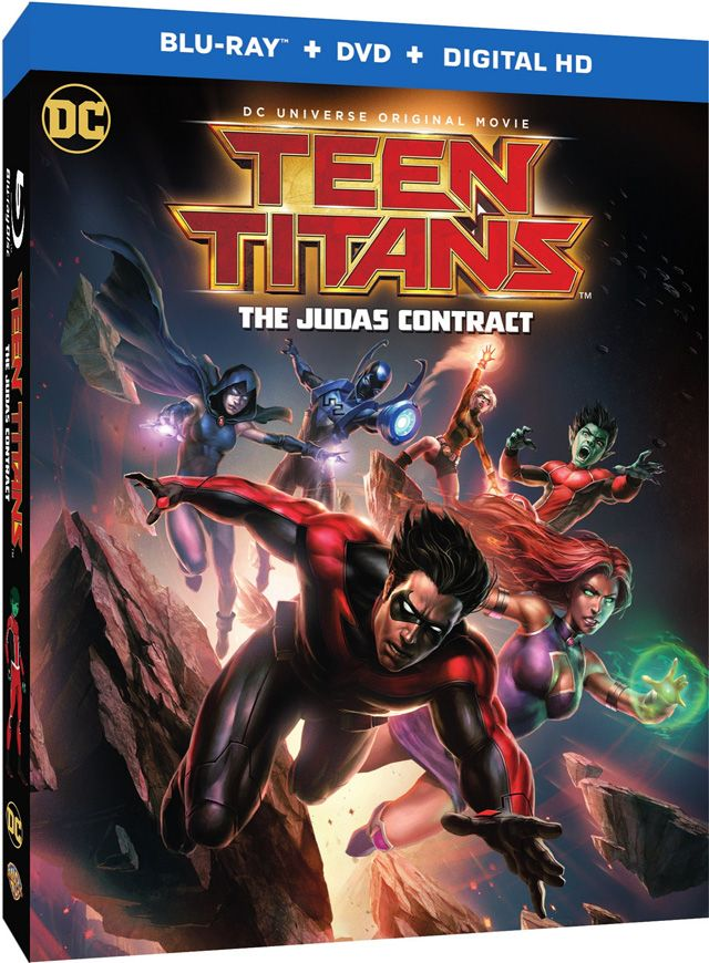 Teen Titans The Judas Contract 2017 1080p BluRay REMUX AVC DTS-HD MA