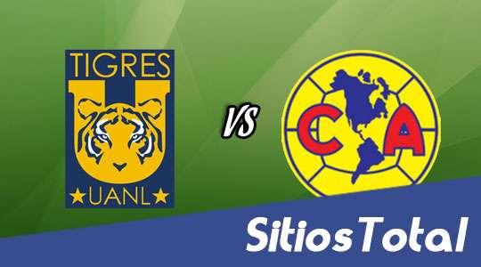 Ver Tigres vs America en Vivo – J8 Clausura 2016 – Sábado 27 de Febrero del 2016